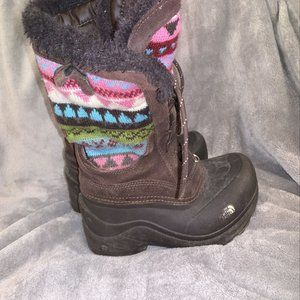 The North Face Winter Boots Heat Seeker Size 7Y